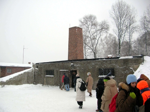 Presunta camera a gas nazista
